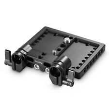 SmallRig Baseplate with 15mm Rod Clamp for RED DSMC 2/SCARLET-W/RAVEN/WEAPON1756