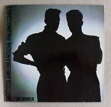 D.A.F. Fur Immer Virgin 1982 vinile originale