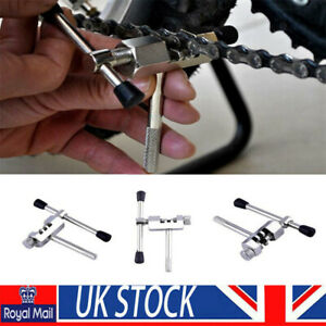 Chain Breaker Bike Tool Bicycle Cycling Speed Mountain Cutter Splitter Repair UK