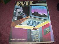 BYTE Magazine September 1981 Vol. 6 No. 9 ARTIFICIAL INTELLIGENCE