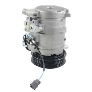 A/C Compressor for Honda Accord 2003-2007 L4 2.4L 38810RAAA01 38800RAAA014 New