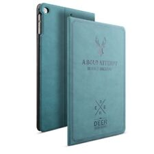 Bolsa de diseño backcase Smart Cover azul para Apple iPad Air 1/Air 2, funda protectora, funda