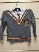 George Harry Potter Griffindor Schhol Uniform Jumper Age 4-5 Years (lotjm119)