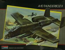 Monogram 1:48 A-10 Thunderbolt II Plastic Aircraft Model Kit #5505U