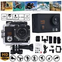 Waterproof Camera HD 1080P Sport Action Camera DVR Cam DV Video Camcorder Gopro