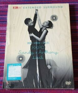 Sandy Lam ( 林憶蓮) ~ 港樂 X 林憶蓮 X 倫永亮 卡拉OK DVD ( Limited Edition ) Dvd