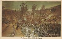 (Y)  Atlanta, GA - Cyclorama of the Battle of Atlanta