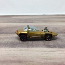 Hot Wheels Redline 1967 Gold Silhouette B2014
