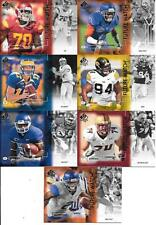 2011 SP AUTHENTIC FUTURE WATCH (14) CARD LOT SEE LIST & SCANS FREE COMBINED S/H