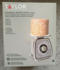 More details for taylor professional mechanical portion control scale 11kg