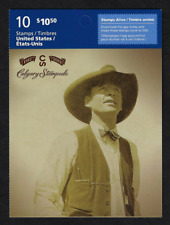 Canada - Booklet Pane of 10 - Calgary Stampede, Belt Buckle #2548a (BK489) - MNH