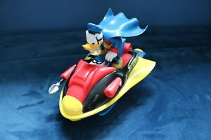 JET SKI SUPER DONALD Walt Disney Fantomiald Paperinik Italie 2001
