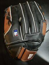 "Wilson Pro 5 Baseball Glove 12 "" Right Hand Throw Mitt Ultra Lining Soft Leather"
