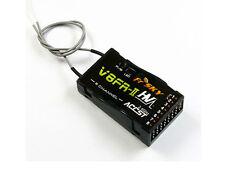 ePacket to USA FrSky 2.4G V8FR-HV 8 CHANNEL RC Receiver High VOLTAGE STANDARD RX