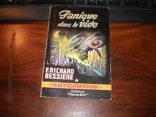 SF/ANTICIPATION N°129/F.RICHARD-BESSIERE/PANIQUE DANS LE VIDE 1958 EO BRANTONNE