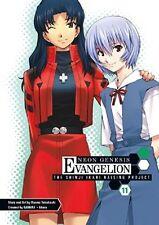 Evangelion Shinji Ikari Raising Project Vol. 11 Manga NEW