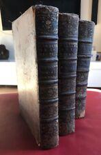 COUTUME DE LA ROCHELLE VALIN 1756  E.O.  3 VOL.