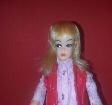 Vintage Peggy Ann Barbie Clone TNT Bend Legs W/ Hong Kong Outfit