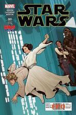 Star Wars #1 KINGS Comics Quinones Australian Variant (Marvel Comics)