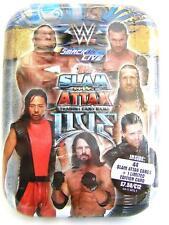 WWE Slam Attax Live 2018 Mini Tin