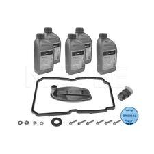 Satz Ölwechsel 5-Gang Automatik Mercedes MEYLE 0141350201 FILTER ÖL Stecker
