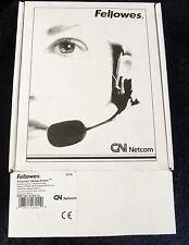 Fellowes 91223-72 mejorado auricular GN Netcom almacén encontrar no vendidos Stock Original