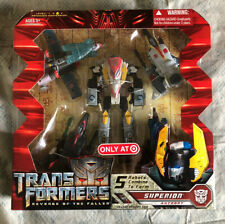 transformers revenge of the fallen Superion Target Exclusive NIB