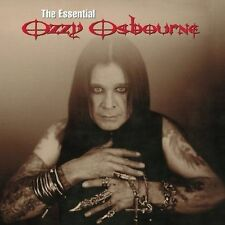 Ozzy Osbourne The Essential 2 CD Set Australia 2003
