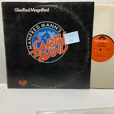 Manfred Mann's Earth Band Glorified Magnified Polydor 5031 VG/VG Rock LP