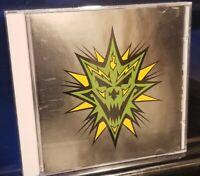 Insane Clown Posse - Bang Pow Boom CD GREEN ICP twiztid psychopathic records abk