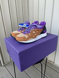 Mens ASICS Gel-Lyte V x Concepts Mix And Match Purple US Size 8