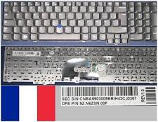 Clavier Azerty Français SAMSUNG Aegis 600B BA59-03005B 9Z.N6ZSN.00F Noir