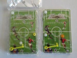 12x Mini Flipper Fußballspiel Mitgebsel Tombola