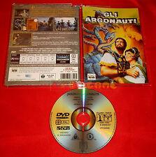 GLI ARGONAUTI un Film di Don Chaffey - Dvd Super Jewel Box - USATO - ET