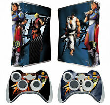 Fighters X27 Vinyl Decal Skin Sticker for Xbox360 slim and 2 controller skins