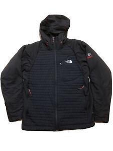 mens north face summit series jacket Primaloft Puffer Medium Black EXCELLENT