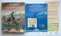 Amiga - REBEL CHARGE AT CHICKAMAUGA - Turn-based Strategy Game - SSI 1988 TESTED