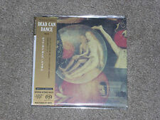 Dead Can Dance -  AION.   SACD   MFSL - Import.  Factory Sealed