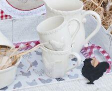 Eine Teetasse * Kaffetasse* Pott* Becher*  von *Clayre & Eef * Hahn * Shabby