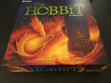 THE HOBBIT BOARD GAME JRR TOLKIEN lord of the rings By Knizia