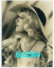 MARION DAVIES Vintage Original Photo OVERSIZED James Manatt Hollywood 1930's #2