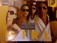 Pharrell WIlliams Girl LP sealed vinyl Happy