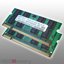 Apple Mac 4GB Memory 2x 2GB 800MHz DDR2 PC2-6400 RAM for MacBook iMac 2008 2009