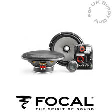 """Focal 165AS Access Series 2-way 16.5cm 6.5"""" Component Car Speakers 120w"""