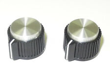 Two New Replacement Level Control Knobs For UREI 1620 Mixer And Other Models. UR