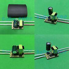 2pcs AC Driver 85V~265V Power Supply 1x1W 3x1W for LED Lamp Light GU10 E27 1W 3W