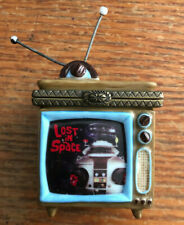 Retrospect Lost In Space Porcelain Mini TV Ornament 1999 Twentieth Century
