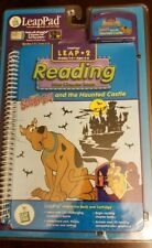 Leap Pad 2 Scooby Doo and the Haunted Castle Book and Game