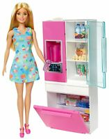 Barbie - GHL84 Estate Refrigerator Playset