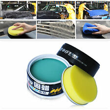 Soft Solid Paint Surface Protection Scratch Repair Beauty Wax For Dark Color Car